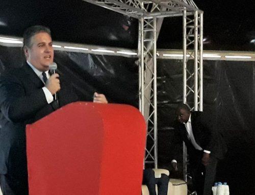 """Grupo SIMAB apresentou """"know how"""" A dirigentes e empresários angolanos"""